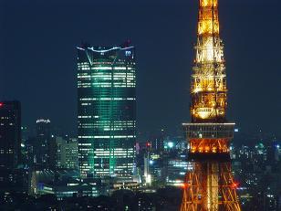 Tokyo Tower, Roppongi Hills