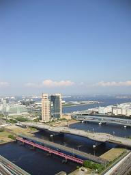 The Towers Daiba - View