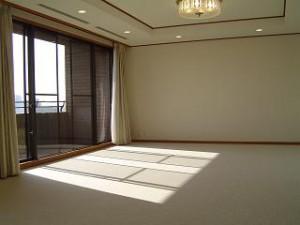 Hiroo Garden Hills - Living Dining Room