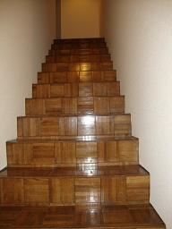 Mina House - Stairs