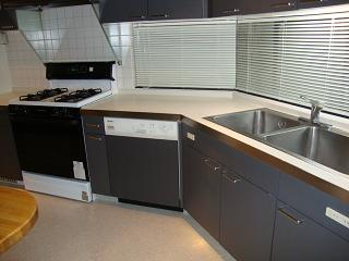Mina House - Kitchen