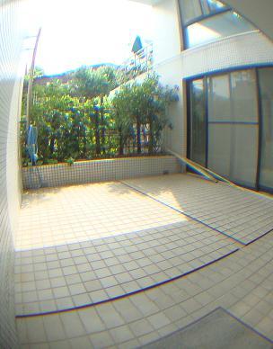 Mina House - Terrace