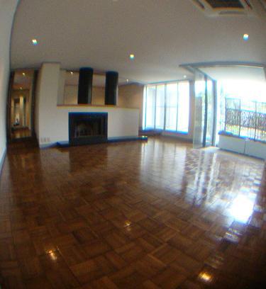 Mina House - Living Room