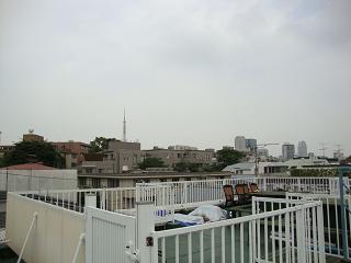 Mina House - View