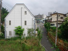 Terrace Court Minami-Aoyama - View from Bed Room