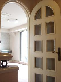 Terrace Court Minami-Aoyama - Living Dining Room