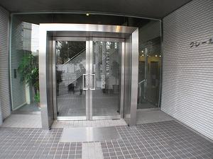 Clair Shirokanedai - Entrance