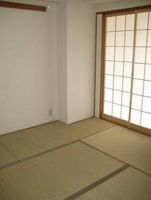 Clair Shirokanedai - Bedroom