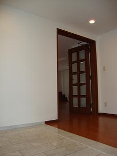 M Mansion - Entrance