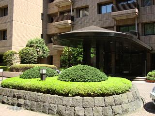 Hiroo Garden Hills - Center Hill