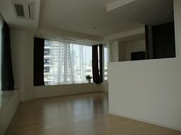 Park Court Akasaka The Tower - Living Dining Room