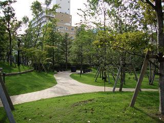 Park Court Akasaka The Tower - Garden