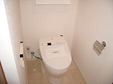 Nisshin Palestage Yoyogi-koen - Toilet