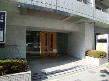 Comforia Shinjuku-gyoen ? - Entrance