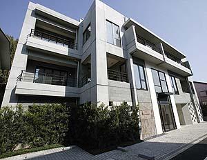 Villa ISIS Minami-aoyama - Outward Appearance