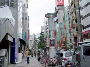 Bunkamura Dori