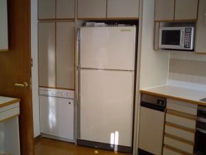 Minami-azabu Flats - Kitchen