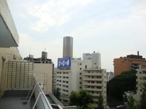 Daikanyama Tower - Balcony