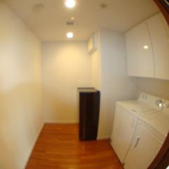 Daikanyama Tower - Laundry Room