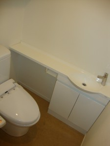 PR Daikan-yama Sarugakucho #603 - Toilet