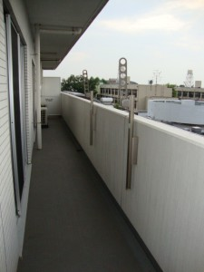 PR Daikan-yama Sarugakucho #506 - Balcony