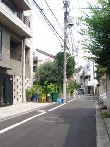 Villa ISIS Minami-aoyama - Neighbor