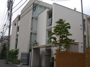 Apartments Nishi-azabu Kasumicho - Outward Appearance
