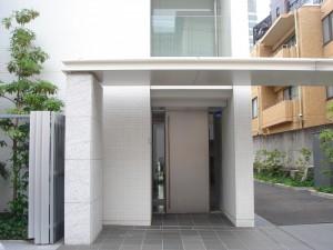 Apartments Nishi-azabu Kasumicho - Entrance