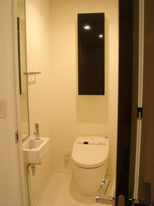 Apartments Nishi-azabu Kasumicho - Restroom