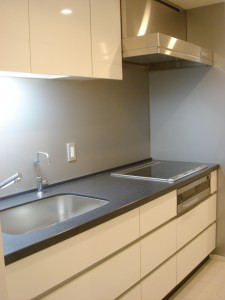 Apartments Nishi-Azabu Kasumicho - Nhà bếp