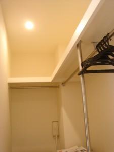 Apartments Nishi-azabu Kasumicho - Walkin Closet