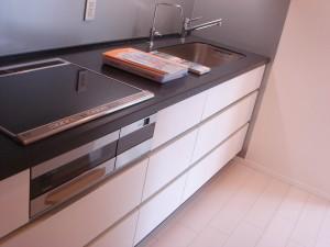 Apartments Nishi-azabu Kasumicho - Kitchen