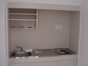 Crest Omotesando - Kitchen