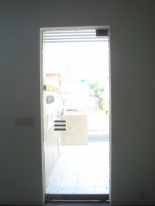 Crest Omotesando - Entrance