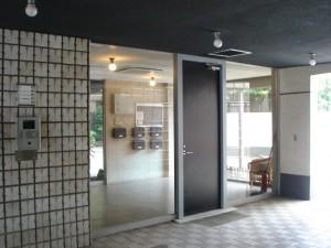 Fujiya House - Entrance