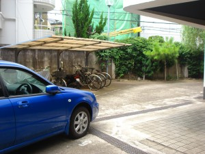 Fujiya House - Parking
