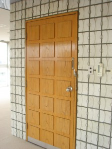 Fujiya House - Room Entrance