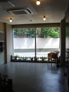 Fujiya House - Entrance Hall