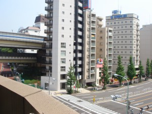 S-court Azabu-juban - View