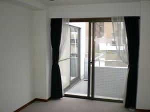 Aoyama K Heights - Balcony