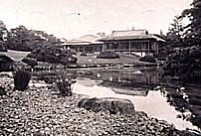 Shinjuku Gyoen in 1934