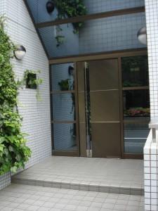 Aoyama K Heights - Entrance