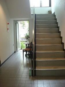 Aoyama K Heights - Stairs