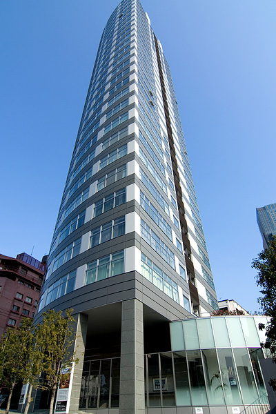 Residia Tower Roppongi - Outward Appearance