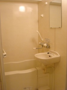 Verona Shinanomachi Lusso - Bathroom