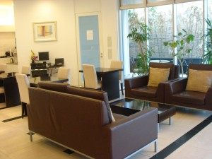 Residia Tower - Lounge