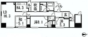 Kayabacho First Residence