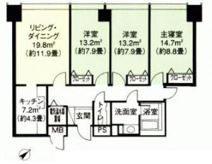 Nichirei Higashiginza Residence