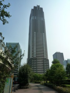 La Tour Shiodome - Outward Appearance