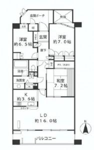 Towa Akasaka Apartment